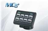 Ovládací systém MC8+