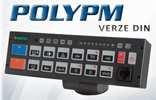 Ovládací systém - PolyPM