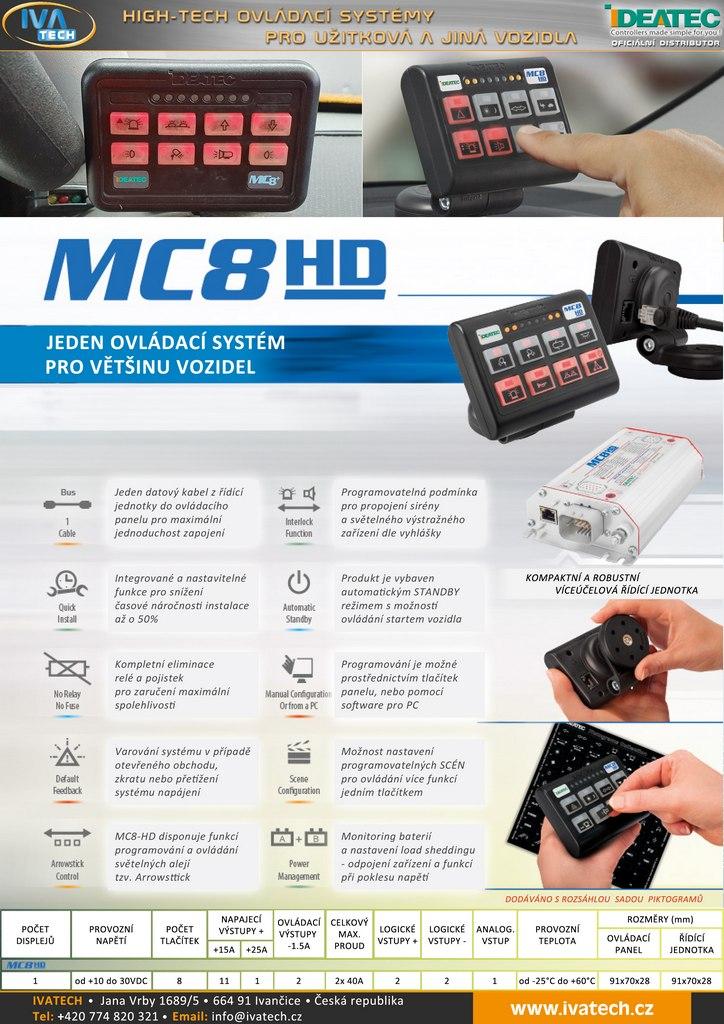 ideatec mc8-hd